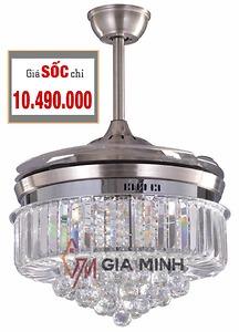 Quạt trần đèn GMT 8813