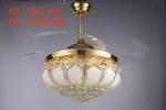 Quạt trần có đèn cánh cụp GMC HM1