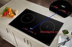 Bếp từ đôi Chefs EH-DIH888