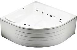 Bồn tắm góc massage Caesar MT5165
