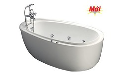 Bồn tắm massage Caesar MT6480
