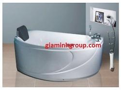Bồn tắm massage Govern JS8112P màu ngọc trai