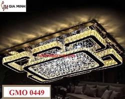 Đèn ốp trần mâm led GMO 0449