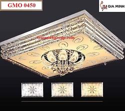 Đèn ốp trần mâm led GMO 0450