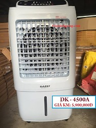 Quạt điều hòa Daeki DK-4500A