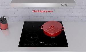 Bếp điện từ ba Chefs EH MIX 545