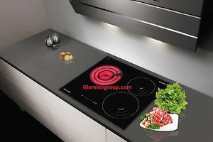 Bếp điện từ Dmestik ES603 DKT thiết kế dạng vuông