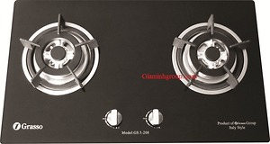 Bếp gas âm Grasso GS5-208