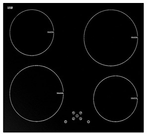 Bếp từ bốn Faber FB 604IN nhập khẩu