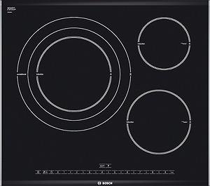Bếp từ Bosch PID675N24E đường kính to nhất 32 cm