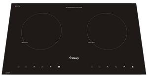 Bếp từ Canzy CZ 2T sử dụng bàn phím Touch Control dạng ẩn