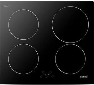 Bếp từ Cata IB 604 BK bếp với hai vùng nấu Booster ( nấu nhanh )