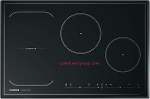 Bếp từ không giới hạn vùng nấu Rosieres RFI 802