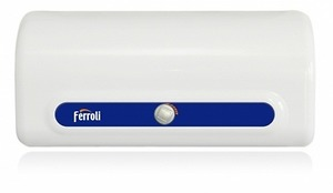 Bình nóng lạnh 15L Ferroli QQ AE (chống giật)
