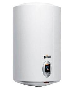 Bình nóng lạnh Ferroli 125L AQUASTORE (Treo đứng hoặc ngang)