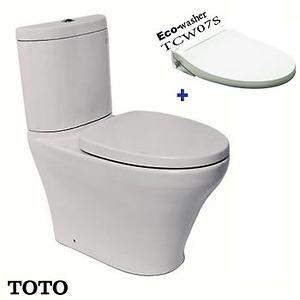 Bồn cầu nắp rửa Eco washer TOTO CS818DE2