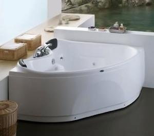 Bồn tắm góc massage Euroking EU 6106