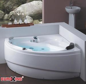 Bồn tắm góc massage Euroking EU 6143D