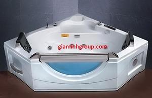 Bồn tắm massage góc Govern JS 9811