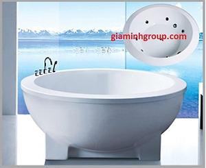Bồn tắm massage Govern js 8810 thiết kế dáng tròn