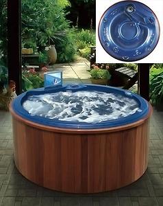 Bồn tắm massage Nofer SPA 003 (có sục khí, Tivi LCD)