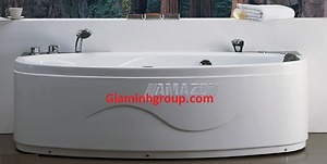 Bồn tắm nằm massage Amazon TP 8008 hình Elips