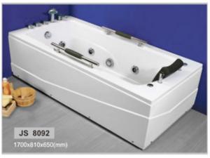 Bồn tắm sục massage Govern JS 8092 sục khí cao cấp
