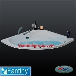 Bồn tắm xây massage Micio MMA-125M Acrylic trắng