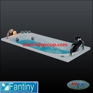 Bồn tắm xây massage Micio MMA-150M acrylic trắng