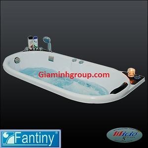 Bồn tắm xây massage Micio MMA-160M acrylic trắng