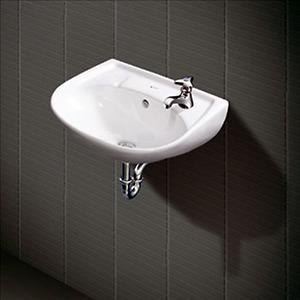 Chậu rửa treo tường INAX L-280V (Màu trắng)