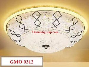 Đèn ốp trần mâm led GMO 0312