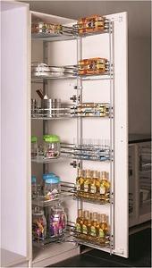 Hệ tủ kho 6 tầng inox 304