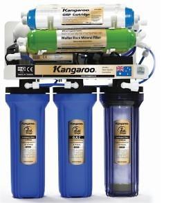 Máy lọc nước RO Kangaroo 8 lõi lọc KG 118