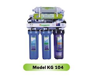 Máy lọc nước RO Kangaroo KG 104