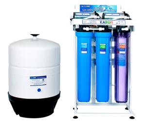 Máy lọc nước RO Karofi KB50
