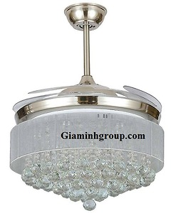 Quạt trần đèn trang trí GMT 8013