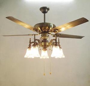 Quạt Trần đèn Trang Trí GMT CD8817