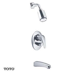 Sen tắm âm tường TOTO TS581A/TS602#CR