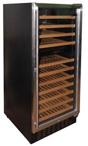 Tủ bảo quản rượu Flamenco JC 430B 170 chai