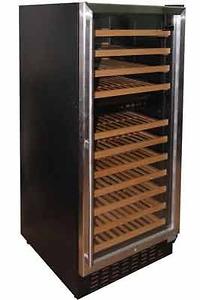Tủ bảo quản rượu vang Flamenco JC 360B - 121 Chai