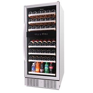 Tủ bảo quản rượu vang Malloca MWC-120DC