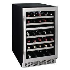 Tủ bảo quản rượu vang MALLOCA MWC-45BS sức chứa 43 chai