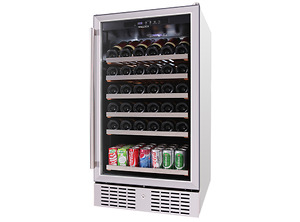 Tủ bảo quản rượu vang Malloca MWC-89S