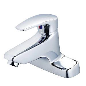 Vòi chậu lavabo Caesar B402CP (nóng lạnh)