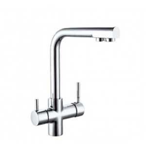 Vòi rửa bát 3 đường nước RO Bancoot DN01