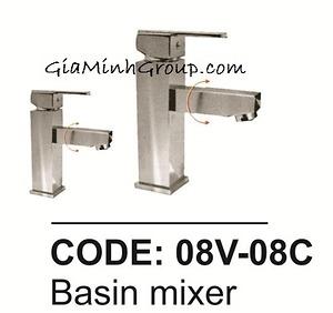 Vòi rửa Lavabo AMTS 08C