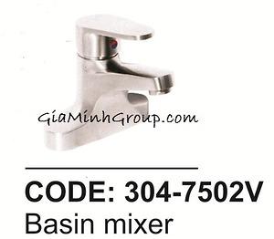 Vòi rửa Lavabo AMTS 304 - 7502V