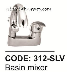 Vòi rửa Lavabo AMTS 312 SLV