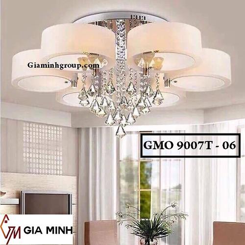 Đèn ốp trần mâm led GMO 9007T - 06